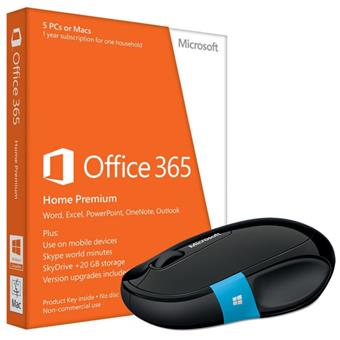 Office 365 + myš