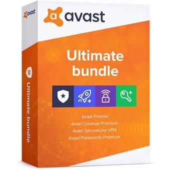 Avast Ultimate 1 PC 24 měs.