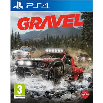 PS4 - Gravel