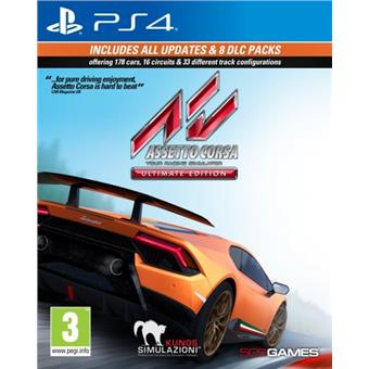 PS4 - Assetto Corsa: Ultimate Edition