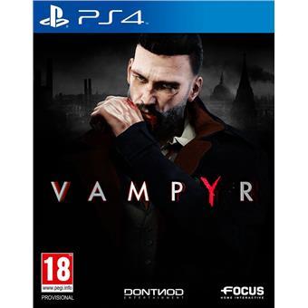 PS4 - Vampyr