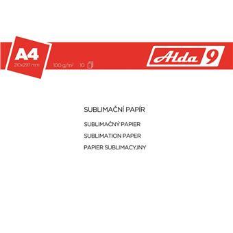 ALDA9 Sublimační transferový p. A4, 100g/m2,100listů