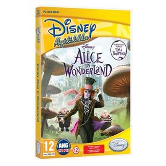 DMK slim: Alice in Wonderland