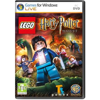 PC - LEGO Harry Potter: Years 5-7