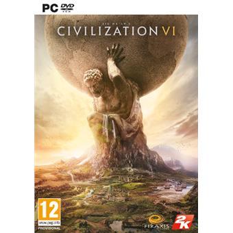 PC - Sid Meier's Civilization VI