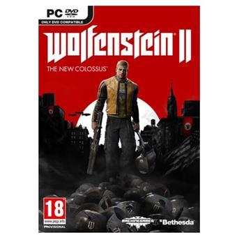 PC - Wolfenstein II The New Colossus