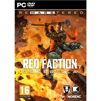 PC - Red Faction Guerrilla Re-Mars-tered Edition