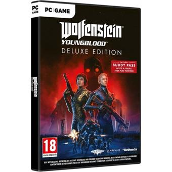 PC - Wolfenstein Youngblood Deluxe Edition