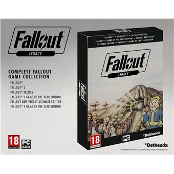 PC - Fallout Legacy collection