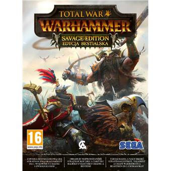 PC - Total War: Warhammer - Savage Edition