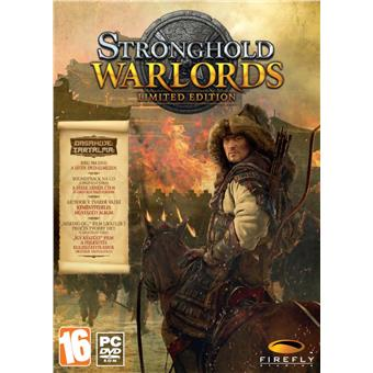 PC - Stronghold: Warlords Limited Edition