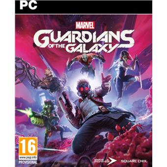 PC - Marvel´s Guardians of the Galaxy