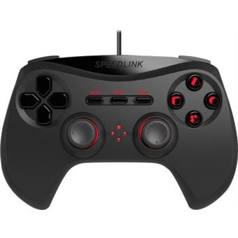 STRIKE NX Gamepad - for PS3, black