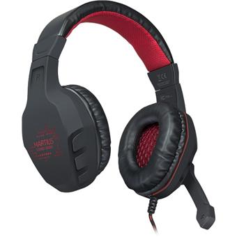 MARTIUS Stereo Gaming Headset, black