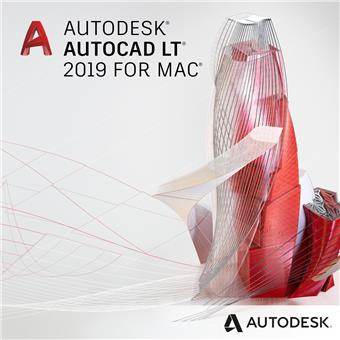 AutoCAD LT for Mac  Commercial New Single-user 2-Year Subscription Renewal