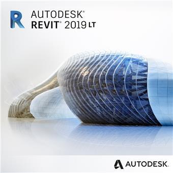Revit LT 2021 Commercial New Single-user ELD 3-Year Subscription