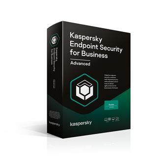 Kaspersky Endpoint Advanced 50-99 Node 1 year Nová