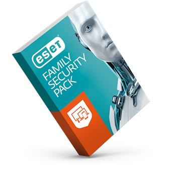 Update ESET Family Security Pack
