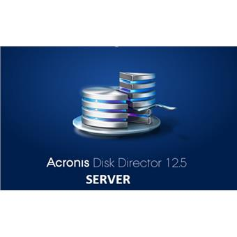 Acronis Disk Director 12.5  Server incl. AAS ESD