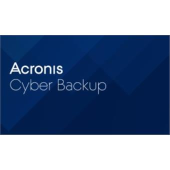 Acronis Cyber Backup Advanced Workstation Subscription License, 2 Year - Renewal