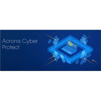 Acronis Cyber Protect Standard Virtual Host Subscription License, 1 Year - Renewal