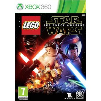 X360 - Lego Star Wars: The Force Awakens