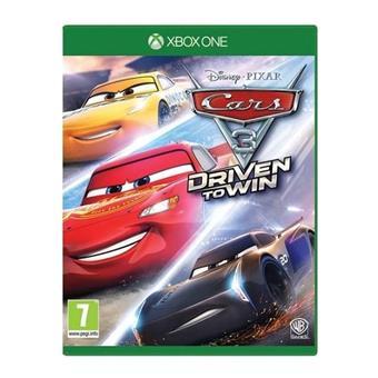 XOne - Cars 3: Driven to Win