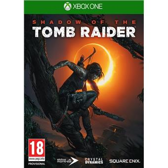 XOne - Shadow of Tomb Raider