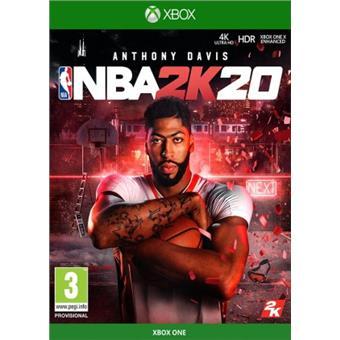XOne - NBA 2K20