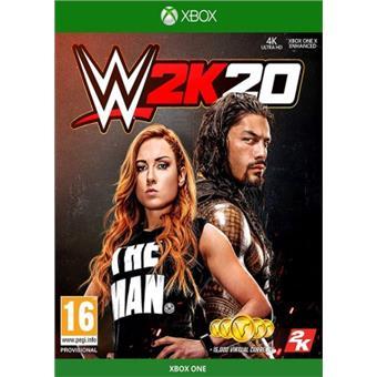 XOne - WWE 2K20