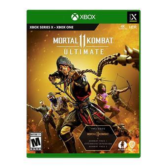 XOne/XSX - Mortal Kombat XI Ultimate