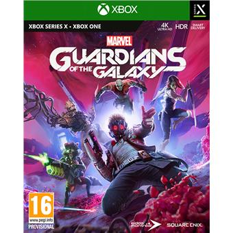 XOne/XSX - Marvel´s Guardians of the Galaxy