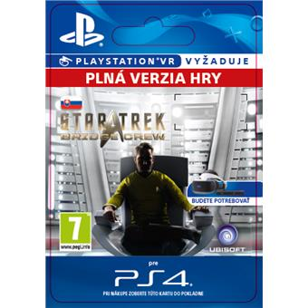 ESD CZ PS4 - Star Trek™: Bridge Crew