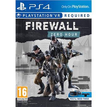 PS4 VR - Firewall