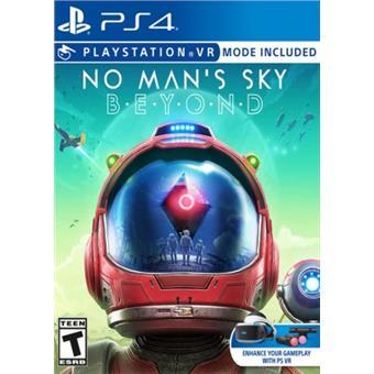 PS4 VR - No Man's Sky Beyond