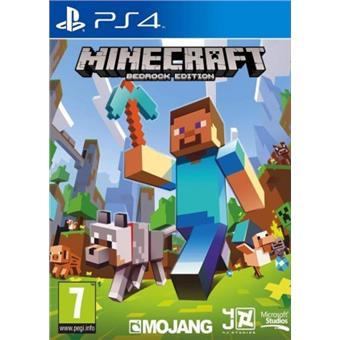 PS4 - Minecraft Bedrock (PS4)/EAS - 3.12.2019