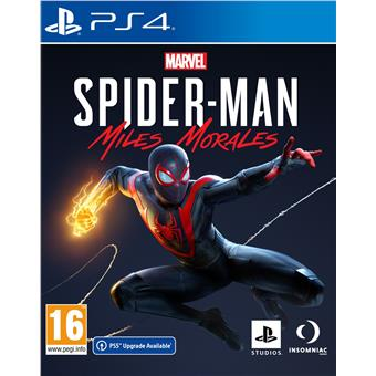 PS4 -  Marvel's Spider-Man MMorales