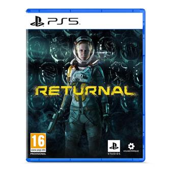 PS5 - Returnal - 30.4.2021