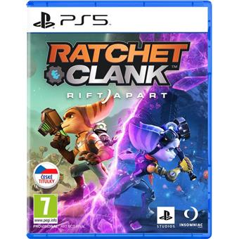 PS5 - Ratchet & Clank: Rift Apart - 11.6.2021