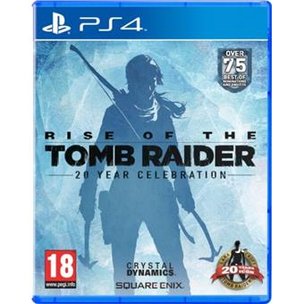 PS4 - Rise of the Tomb Raider 20 Year Celebration