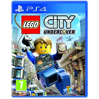 PS4 - Lego City Undercover