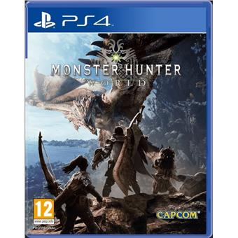 PS4 - MONSTER HUNTER: WORLD