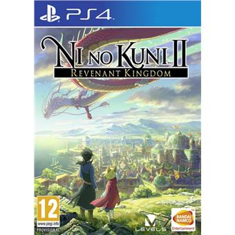 PS4 - NI NO KUNI II: REVENANT KINGDOM