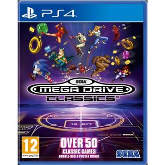 PS4 - Sega MegaDrive Collection