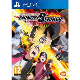 PS4 - Naruto to Boruto: Shinobi Striker