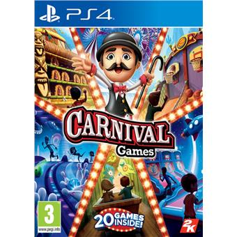 PS4 - Carnival Games