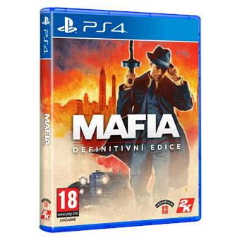 PS4 - Mafia: Definitive Edition
