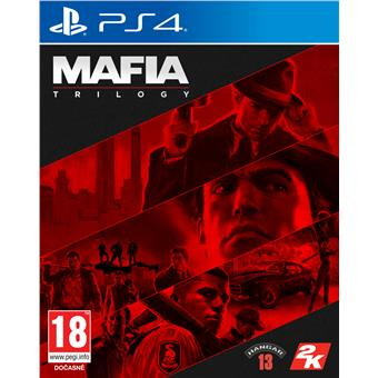 PS4 - Mafia Trilogy