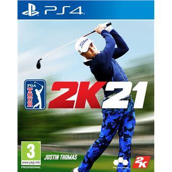 PS4 - PGA Tour 2K21