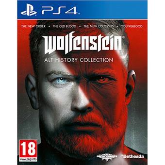 PS4 - Wolfenstein Alt History Collection